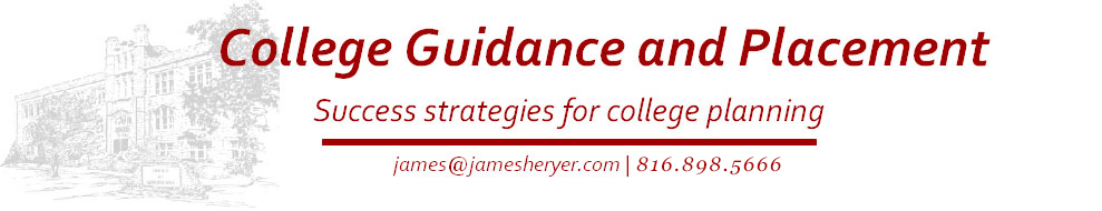 Success Strategies For College Planning
